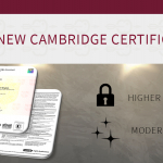 New Cambridge Certificate