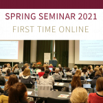 Cambridge English Exams Spring Seminar 2021- the most popular seminar in Switzlerland