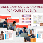New Cambridge Exam guides for your students