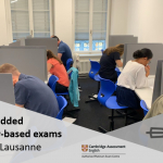 Exam dates added for computer-based exams