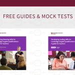 New teacher guides & free mock tests