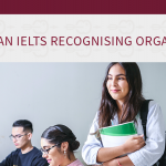 Be one of 11'000 organisations accepting IELTS scores