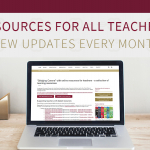 Supporting every teacher – all year around