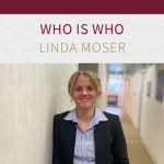 Who is Who – Linda Moser